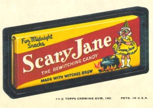 Scary Jane Candy