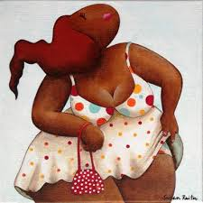 One of Susan Ruiter's Paintings